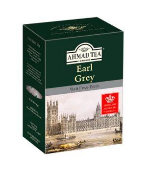 Чай черный листовой Ахмад Граф Грей 200 г