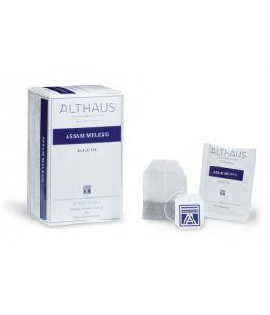 Чай черный пакетированный Althaus Ассам Меленг 20 х 1.75 г