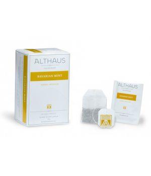 Чай травяной пакетированный Althaus Баварская Мята 20 х 1.75 г