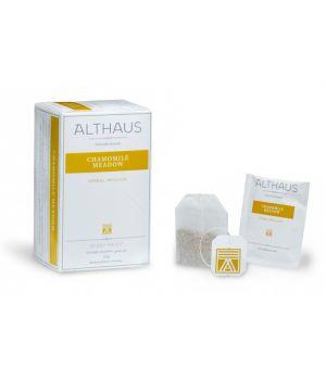 Чай травяной пакетированный Althaus Ромашковый луг 20 х 1.75 г