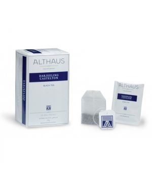 Чай черный пакетированный Althaus Даржилинг Кастелтон 20 х 1.75 г