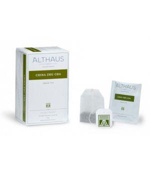 Чай зеленый пакетированный Althaus Китайский Жу Ча 20 х 1.75 г