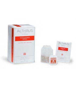 Чай фруктовый пакетированный Althaus Персидское Яблоко 20 х 1.75 г