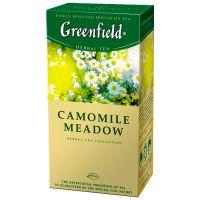 Чай травяной пакетированный Greenfield Камомайл Медоу 25 х 1.5 г