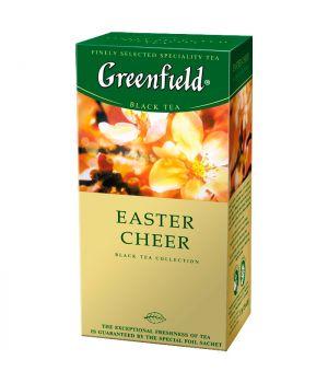 Чай травяной пакетированный Greenfield Истэ Чиэ 25 х 1.5 г