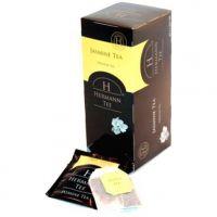 Чай зеленый пакетированный Hermann Китайский Жасмин 25 х 1.5 г