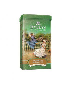 Чай зеленый листовой Hyleys Английский зеленый ж\б 125 г