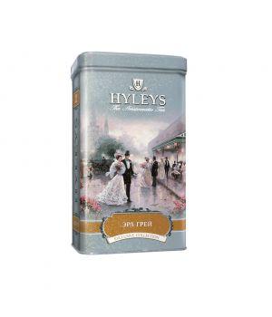 Чай черный листовой Hyleys Эрл Грей ж\б 125 г