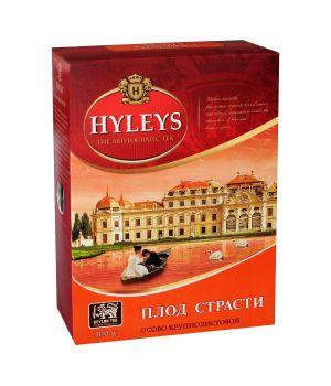 Чай черный листовой Hyleys Плод Страсти 100 г