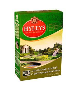 Чай зеленый листовой Hyleys с Жасмином 100 г