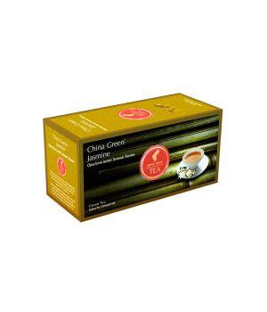 Чай зеленый пакетированный Julius Meinl Китайский Зеленый Жасмин 25 х 1.75 г