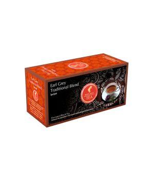 Чай черный пакетированный Julius Meinl Эрл Грей Традиционный 25 х 2 г