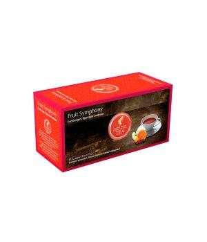 Чай фруктовый пакетированный Julius Meinl Symphony Фруктовая Симфония Мультифрукт 25 х 2.5 г