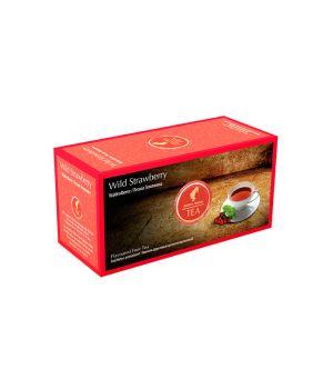 Чай фруктовый пакетированный Julius Meinl Wild Strawberry Лесная Земляника 25 х 2.5 г