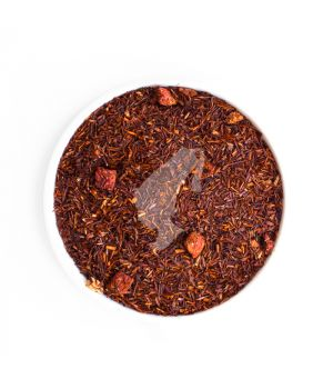 Чай травяной Julius Meinl Rooibos Strawberry Cream Ройбуш Клубника Сливки 100 г