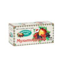 Чай фруктовый пакетированный Карпатский Мультифрукт 20 х 2 г