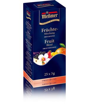 Чай фруктовый пакетированный Messmer Фруктовая Смесь 25 х 1.75 г