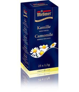 Чай травяной пакетированный Messmer Ромашка 25 х 1.75 г