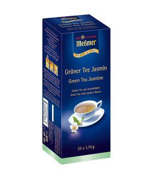 Чай зеленый пакетированный Messmer с Жасмин 25 х 1.75 г