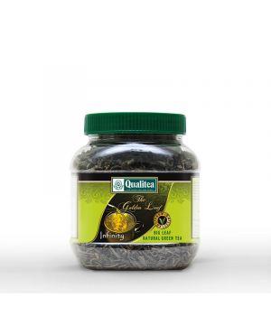Чай зеленый Qualitea Золотой Лист Infinity 200 г