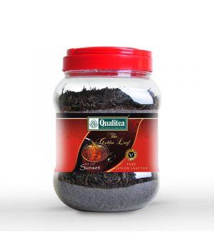 Чай черный Qualitea Золотой Лист Sunset 500 г