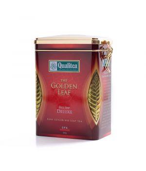Чай черный Qualitea Золотой Лист Sunset ж\б 250 г