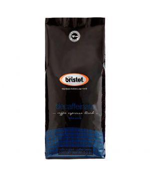 Кофе в зёрнах Bristot Decaffeinato 1000 г