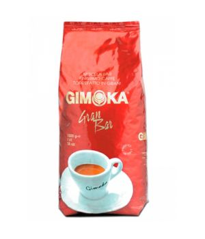 Кофе в зернах Gimoka Gran Bar 1000 г