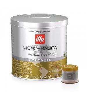 Кофе в капсулах illy iper Espresso Colombia 21 х 6.9 г