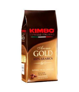 Кофе в зернах Kimbo Espresso Aroma gold 100% Arabica 1000 г