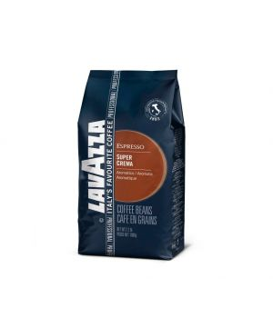 Кофе в зёрнах Lavazza Super Crem 1000 г
