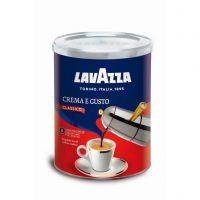 Кофе молотый Lavazza Crema&Gusto ж/б 250 г