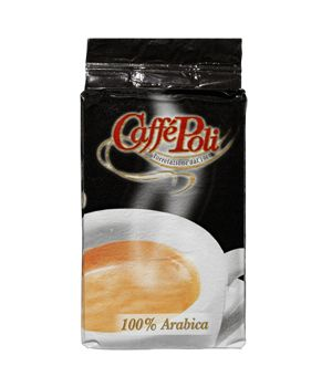Кофе молотый Caffe Poli Mokka 100% Arabica 250 г