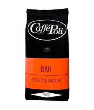 Кофе в зернах Caffe Poli Bar 1000 г