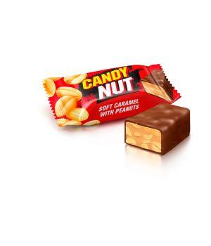 Конфеты Roshen Candy Nut карамель з арахисом 1000 г