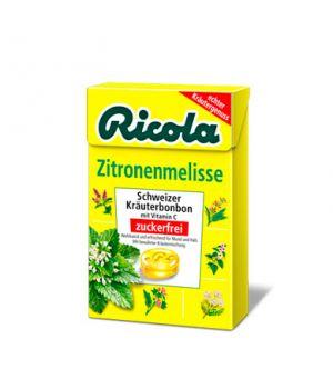 Леденцы Ricola Zitronnenmelisse (мелиса) 50 г