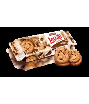Печенье Roshen Lovita Classic с кусочками глазури 150 г