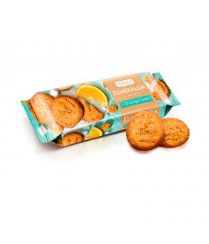 Печенье Roshen Есмеральда с цедрой апельсина 150 г