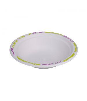 Тарелка бумажная - миска Chinet 400 мм 50 шт