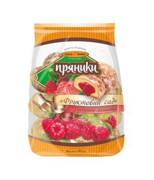 Пряники Киевхлеб Фруктовый сад с начинкой малиновой 360 г