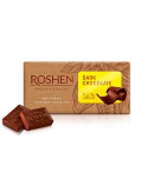 Шоколад Roshen Черный 56% 90 г