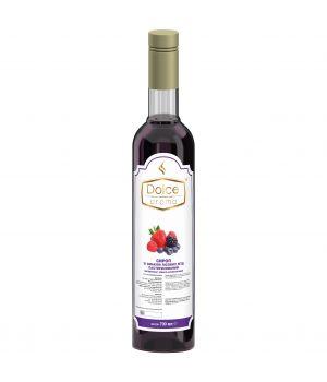 Сироп Dolce Aroma Лесные ягоды 700 мл