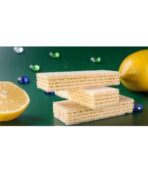 Вафли Делиция Ритм со вкусом лимона 1000 г