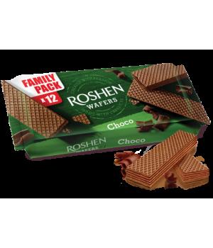 Вафли Roshen Wafers шоколад 216г