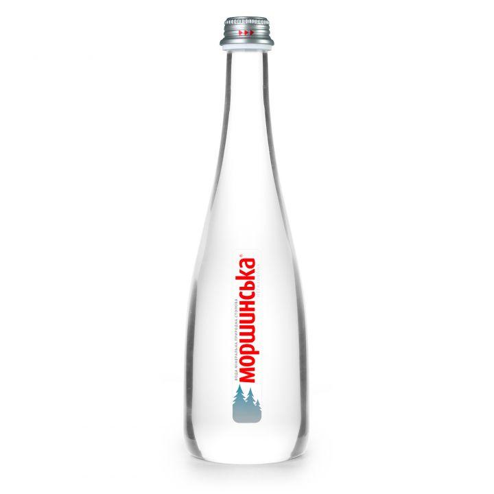 Вода Моршинська без газа (стекло) 500 мл