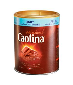 Какао Caotina Light ж\б 350 г