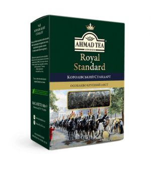 Чай черный листовой Ахмад Королевский Стандарт 100 г