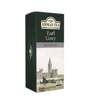 Чай черный пакетированный Ахмад Чай Граф Грей 25 х 2 г