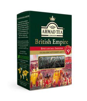 Чай черный листовой Ахмад Британская Империя 50 г