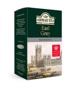 Чай черный листовой Ахмад Граф Грей 100 г